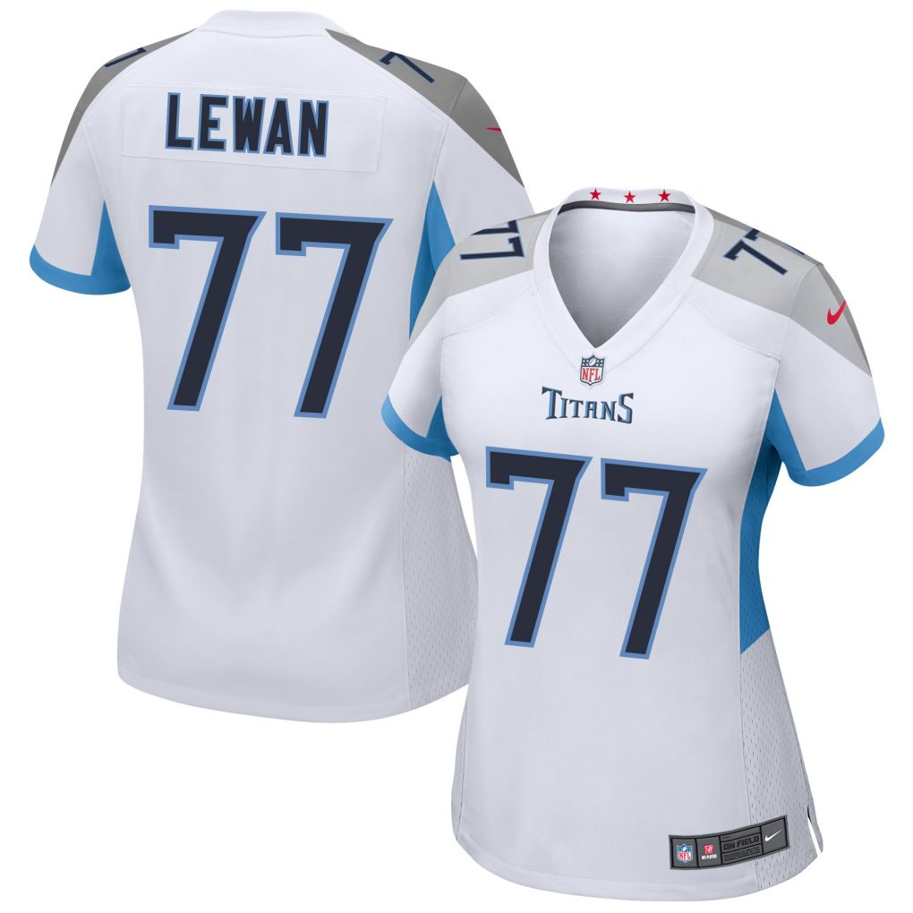 Tennessee Titans Road Game Jersey - Taylor Lewan Dalvin Cook jersey