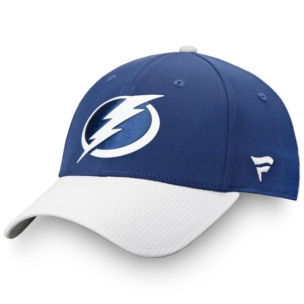 Men's Tampa Bay Lightning Fanatics Branded Blue 20 official nfl on field jersey